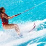 Water-skiing lessons
